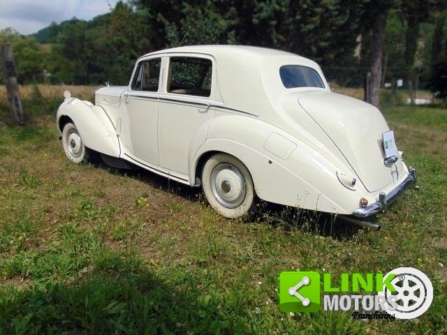 Bentley R Type, anno 1952, iscritta ASI, perfettamente rest For Sale (picture 5 of 6)