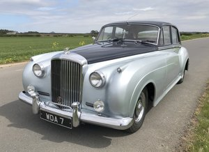 1958 Bentley S1 Sports Saloon For Sale
