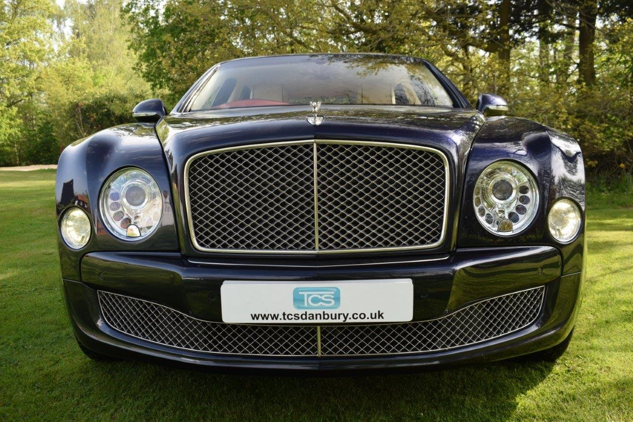 2011 Bentley Mulsanne 6.8 Saloon Automatic SOLD (picture 4 of 6)