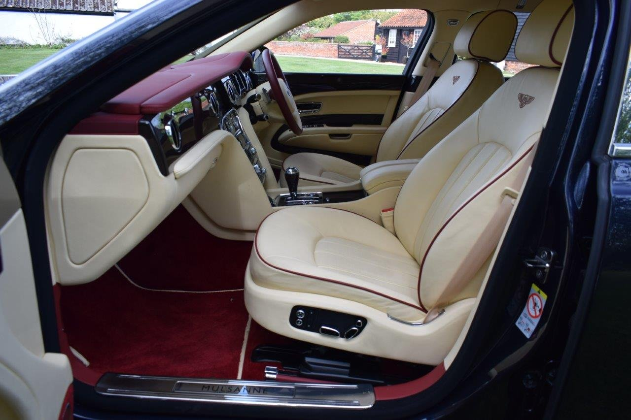 2011 Bentley Mulsanne 6.8 Saloon Automatic SOLD (picture 6 of 6)
