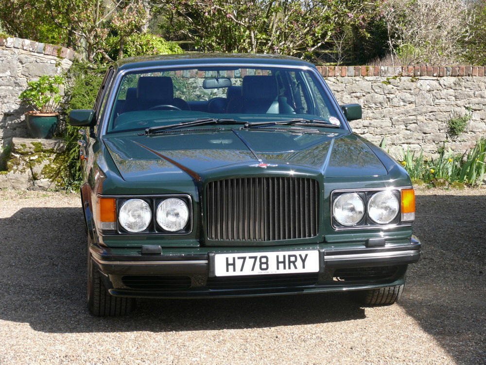 1990 Bentley Turbo R 39,000 Miles For Sale (picture 4 of 6)