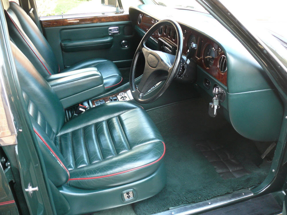 1990 Bentley Turbo R 39,000 Miles For Sale (picture 5 of 6)