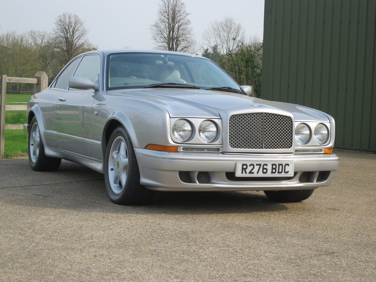 1998 Bentley Continental T 420 BHP For Sale (picture 2 of 6)