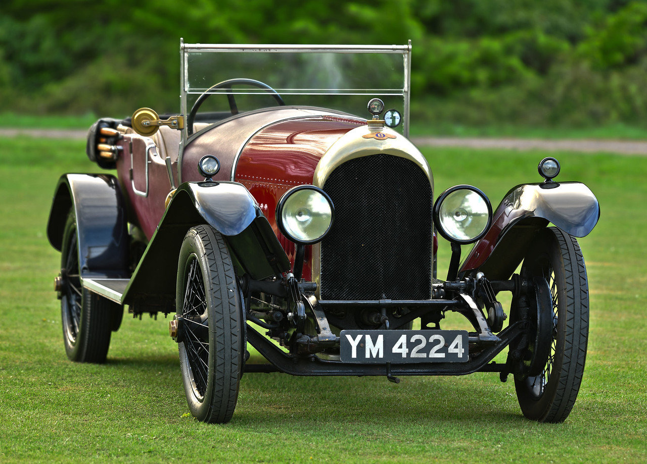 1926 Bentley 3 litre with Vanden Plas Style Body For Sale (picture 1 of 6)