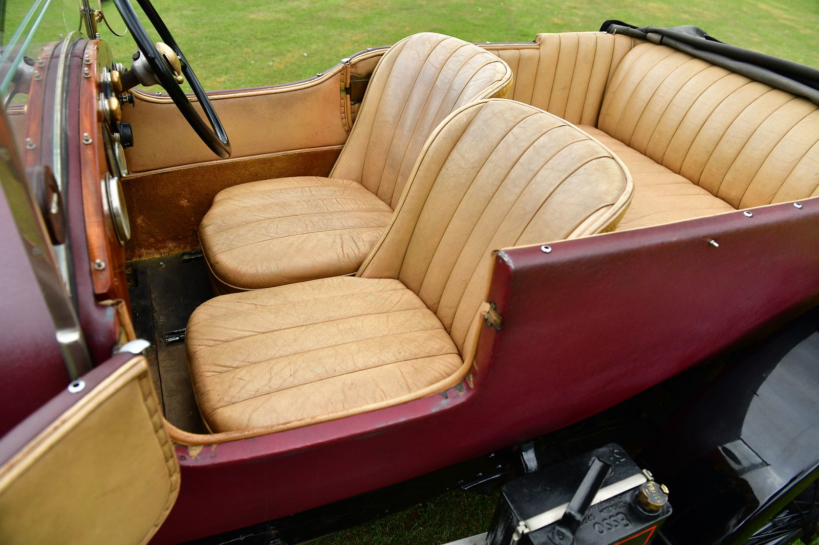 1926 Bentley 3 litre with Vanden Plas Style Body For Sale (picture 5 of 6)