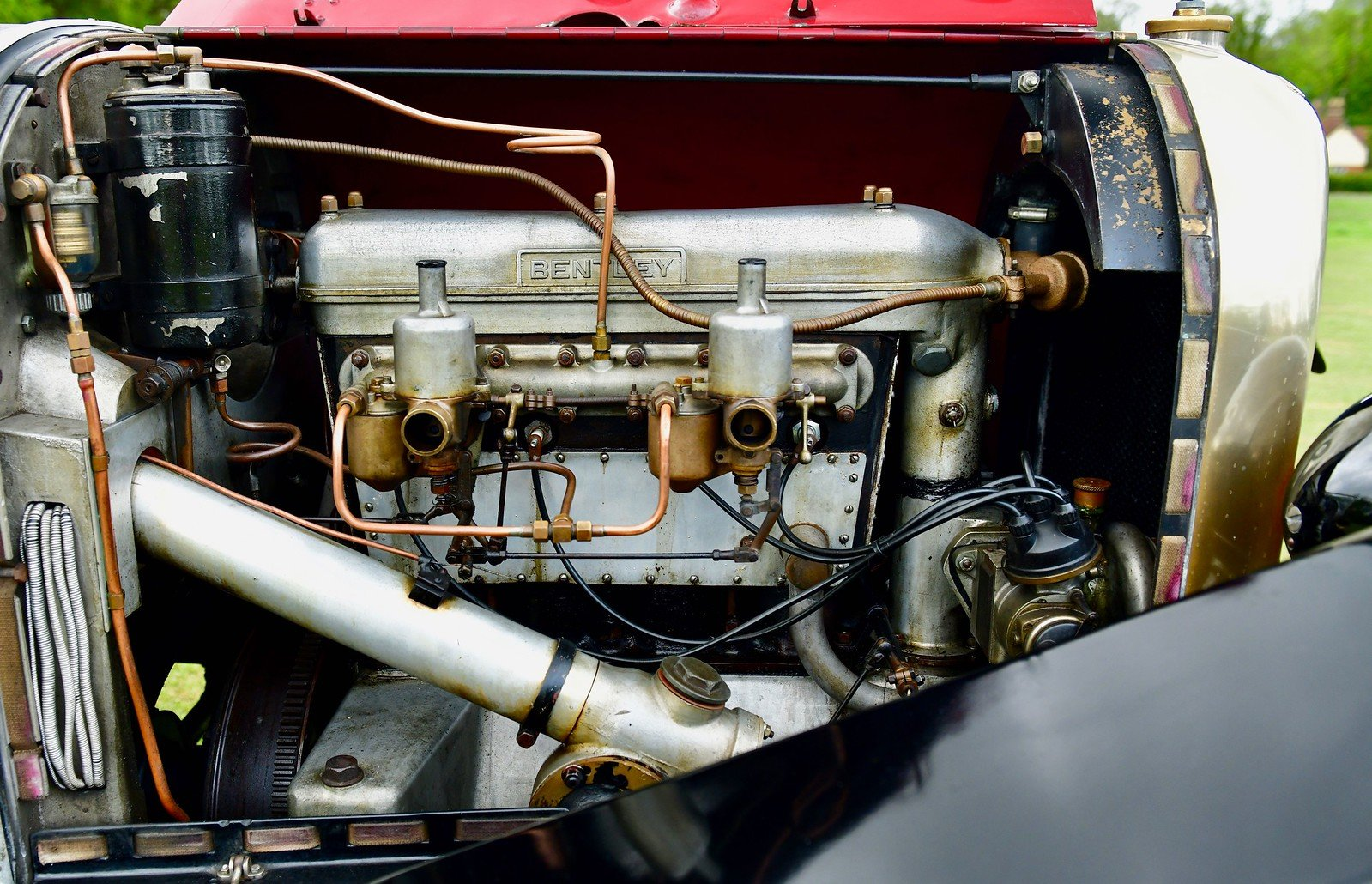1926 Bentley 3 litre with Vanden Plas Style Body For Sale (picture 6 of 6)