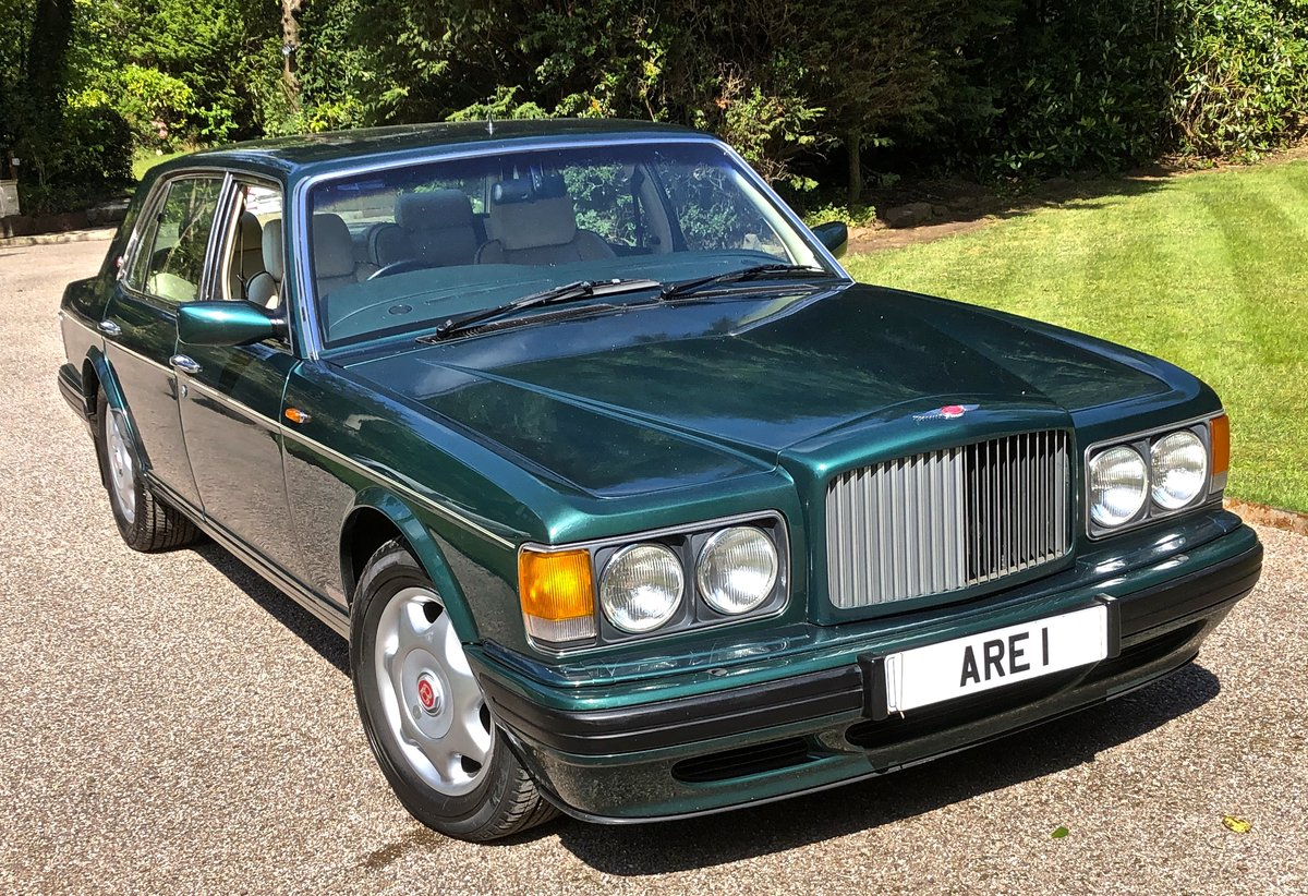 1996 BENTLEY TURBO RL For Sale (picture 1 of 6)