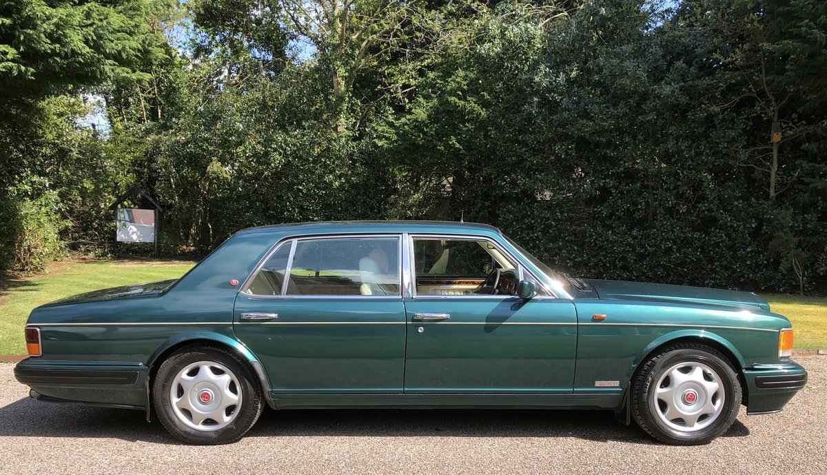 1996 BENTLEY TURBO RL For Sale (picture 3 of 6)