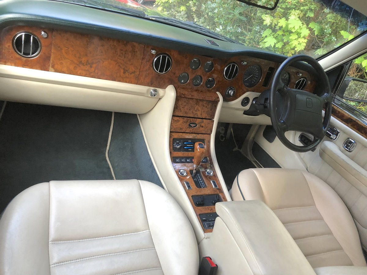 1996 BENTLEY TURBO RL For Sale (picture 5 of 6)