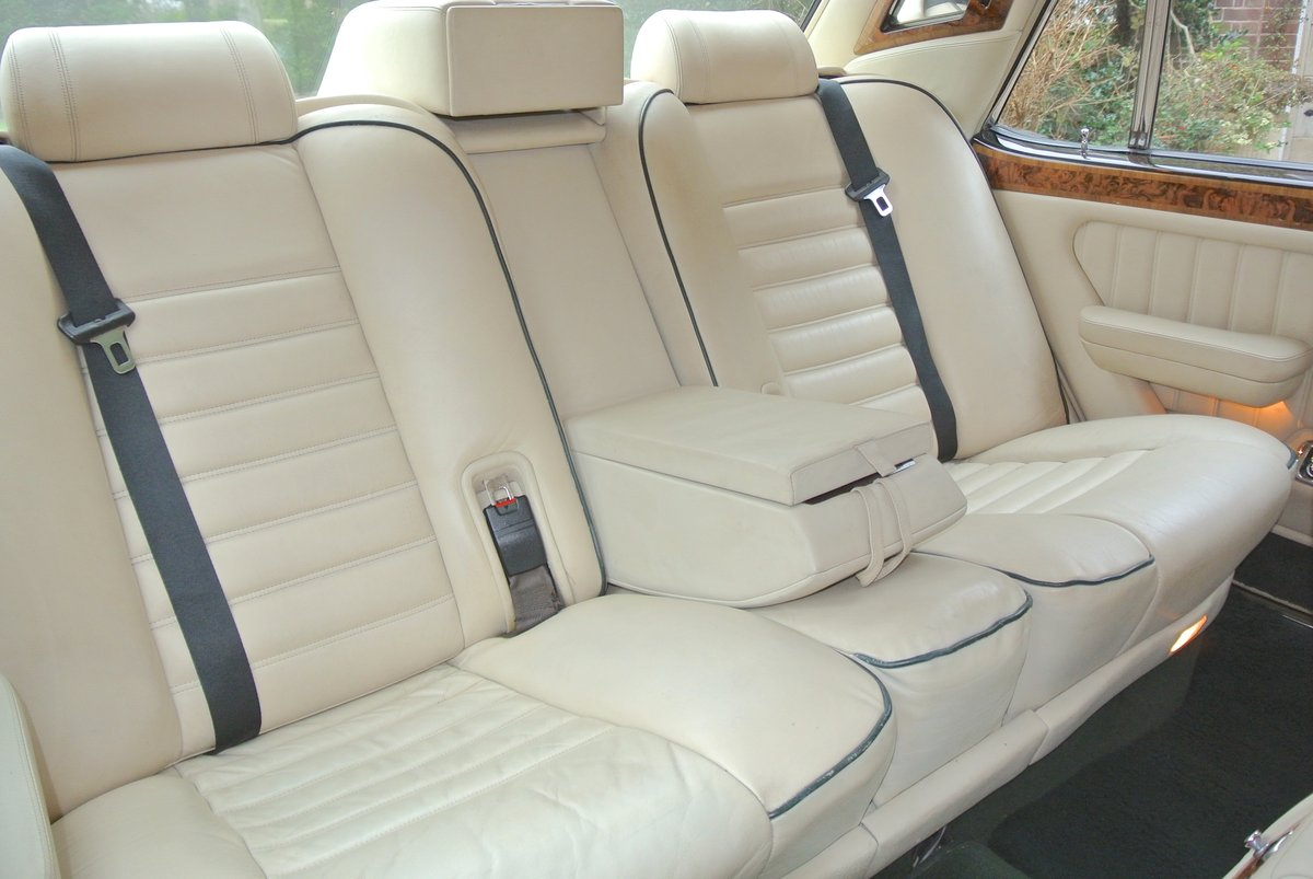 1996 BENTLEY TURBO RL For Sale (picture 6 of 6)