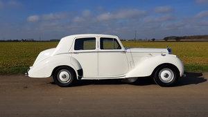 1953 Bentley R Type as per Rolls Royce Silver Dawn For Sale