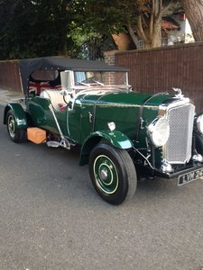 1951 Bentley Shrive Special 4.25