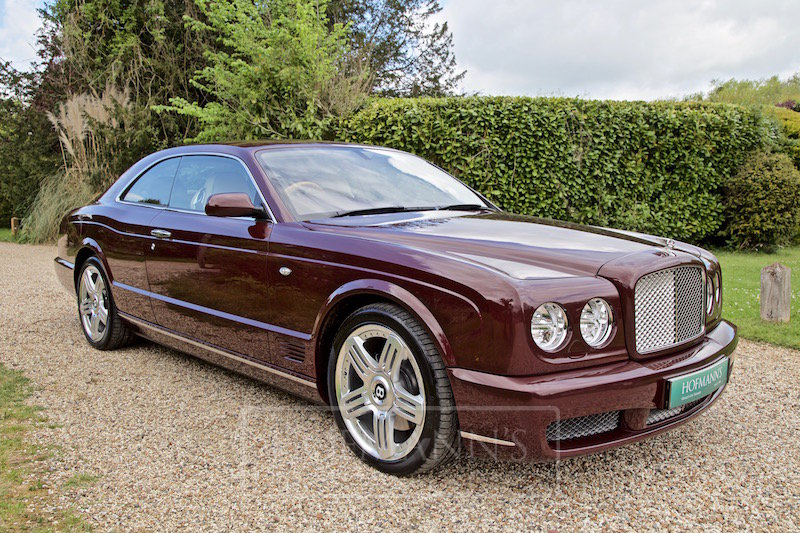 2008 Bentley Brooklands Fixed Head Coupe For Sale (picture 1 of 6)