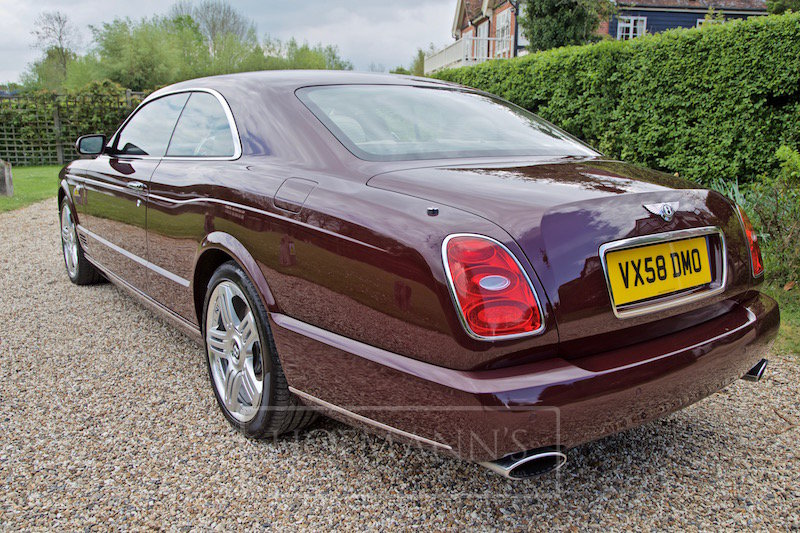 2008 Bentley Brooklands Fixed Head Coupe For Sale (picture 2 of 6)