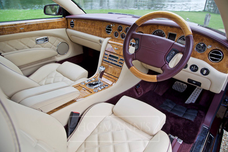 2008 Bentley Brooklands Fixed Head Coupe For Sale (picture 3 of 6)