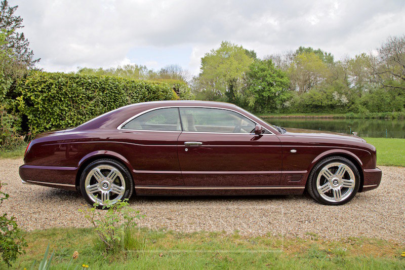 2008 Bentley Brooklands Fixed Head Coupe For Sale (picture 6 of 6)