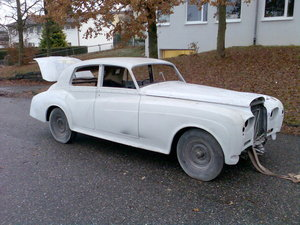 1962 Early Bentley S3 Saloon for Restauration For Sale