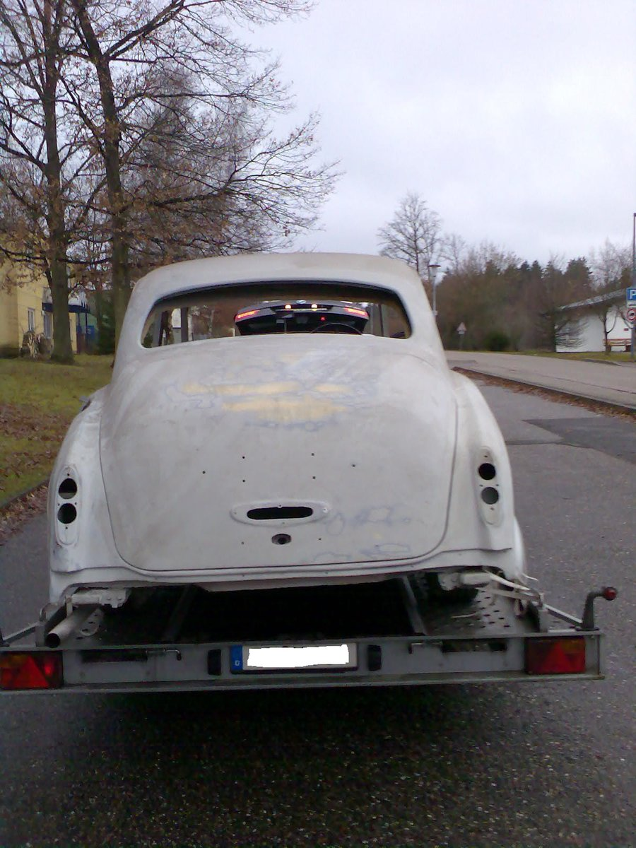 1962 Early Bentley S3 Saloon for Restauration For Sale (picture 6 of 6)