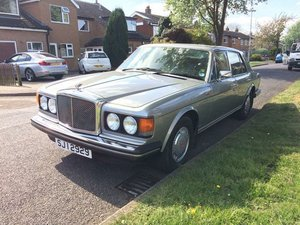 1985 Bentley 8 For Sale by Auction