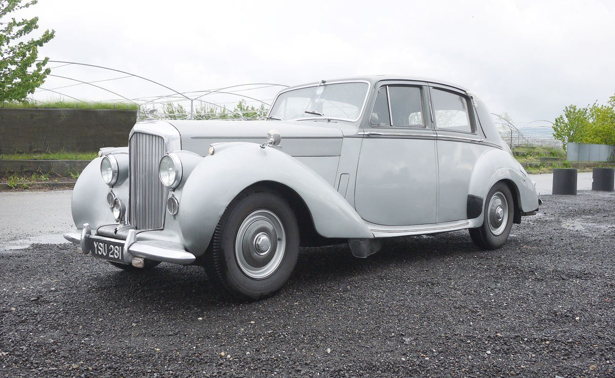 1955 Bentley R-Type For Sale by Auction (picture 1 of 4)
