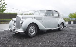 1955 Bentley R-Type For Sale by Auction