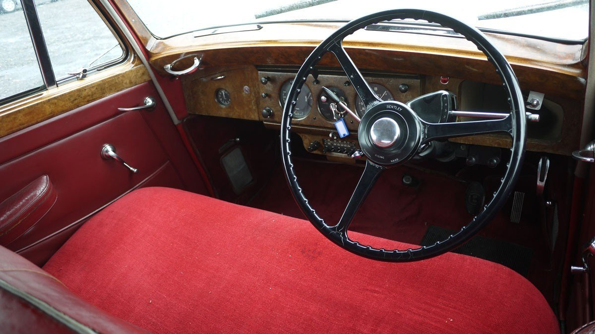1955 Bentley R-Type For Sale by Auction (picture 2 of 4)