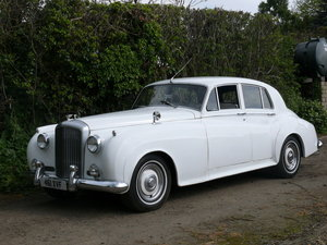 1957 Bentley S1 with Power Steering Starts and Drives  For Sale