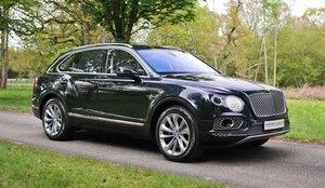 2016 Bentley Bentayga W12 Auto - Enormous Spec! SOLD