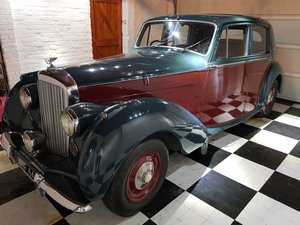 1952 Bentley Mk VI 'Big Bore' For Sale by Auction