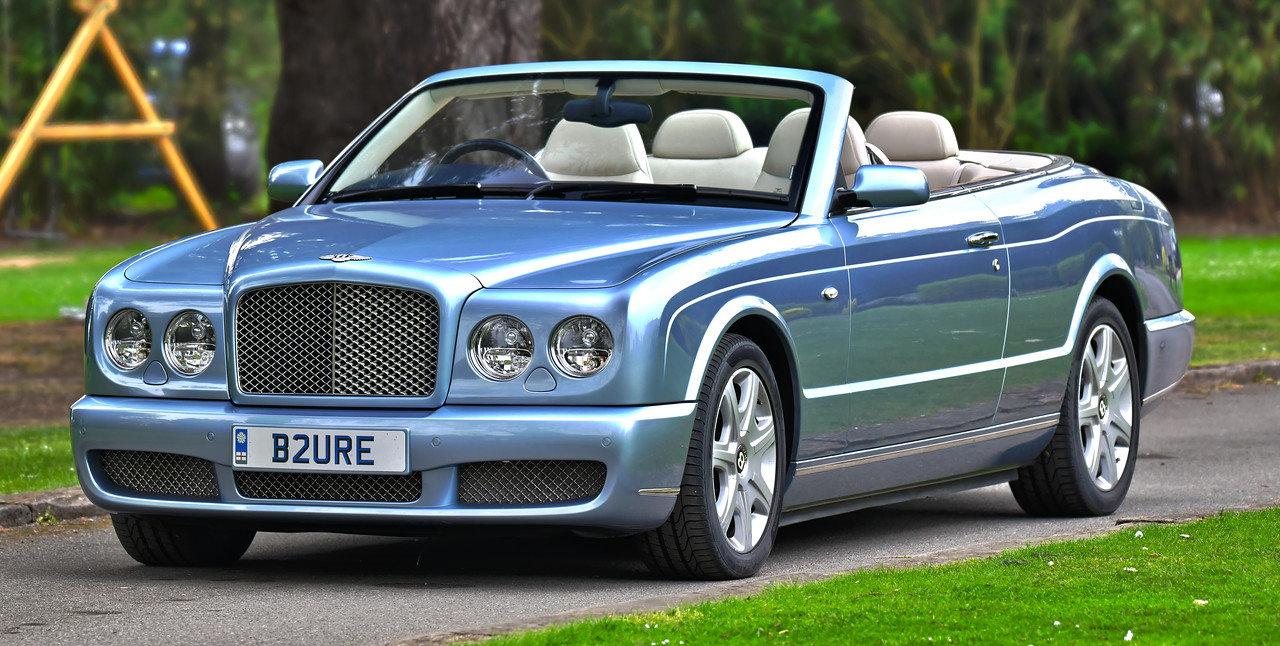 2006 Bentley Azure 6.7 Convertible SOLD (picture 1 of 6)