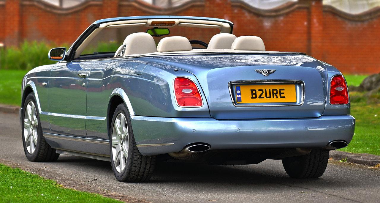 2006 Bentley Azure 6.7 Convertible SOLD (picture 2 of 6)