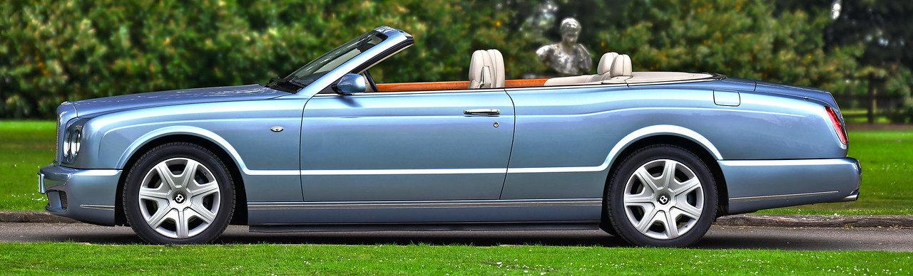 2006 Bentley Azure 6.7 Convertible SOLD (picture 3 of 6)