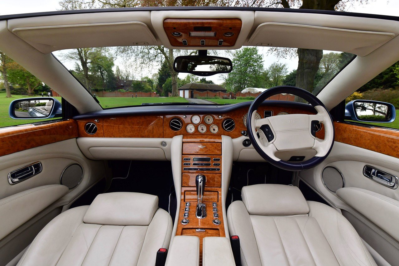 2006 Bentley Azure 6.7 Convertible SOLD (picture 4 of 6)