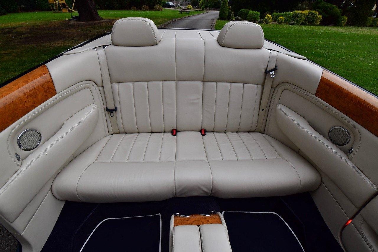 2006 Bentley Azure 6.7 Convertible SOLD (picture 5 of 6)