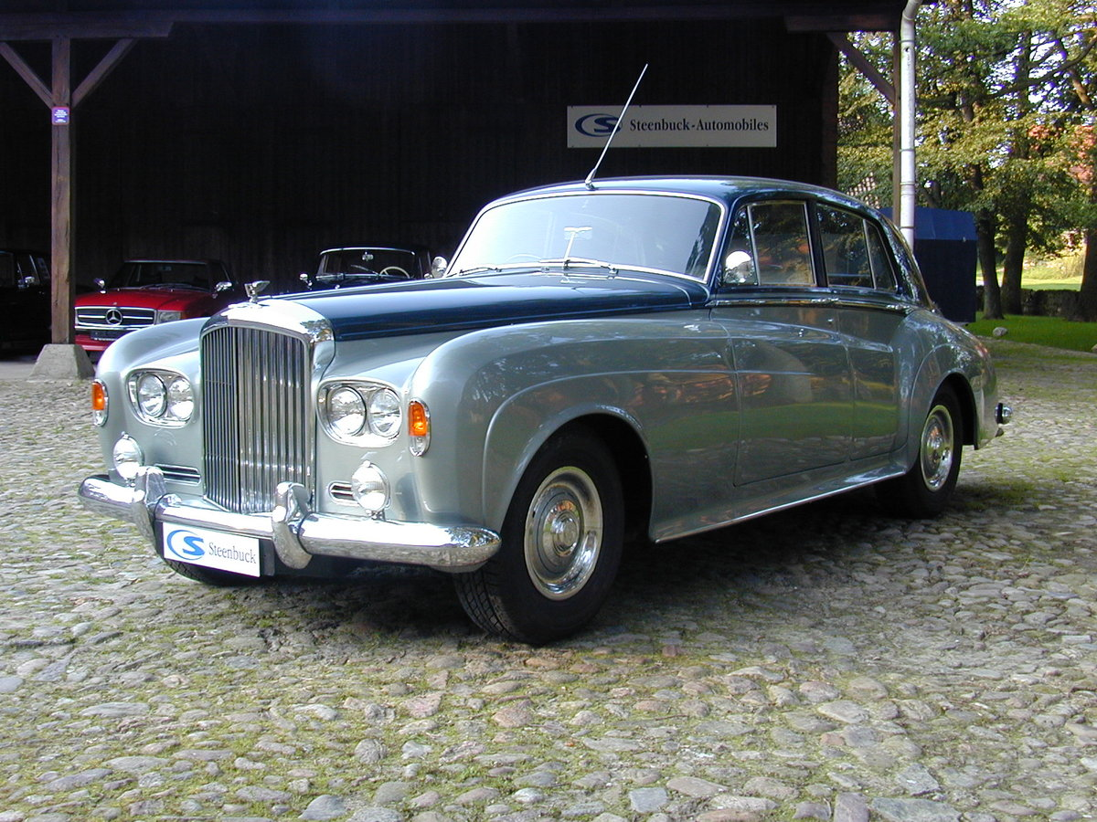 1965 Bentley S 3 - majestic, marvelous For Sale (picture 1 of 6)