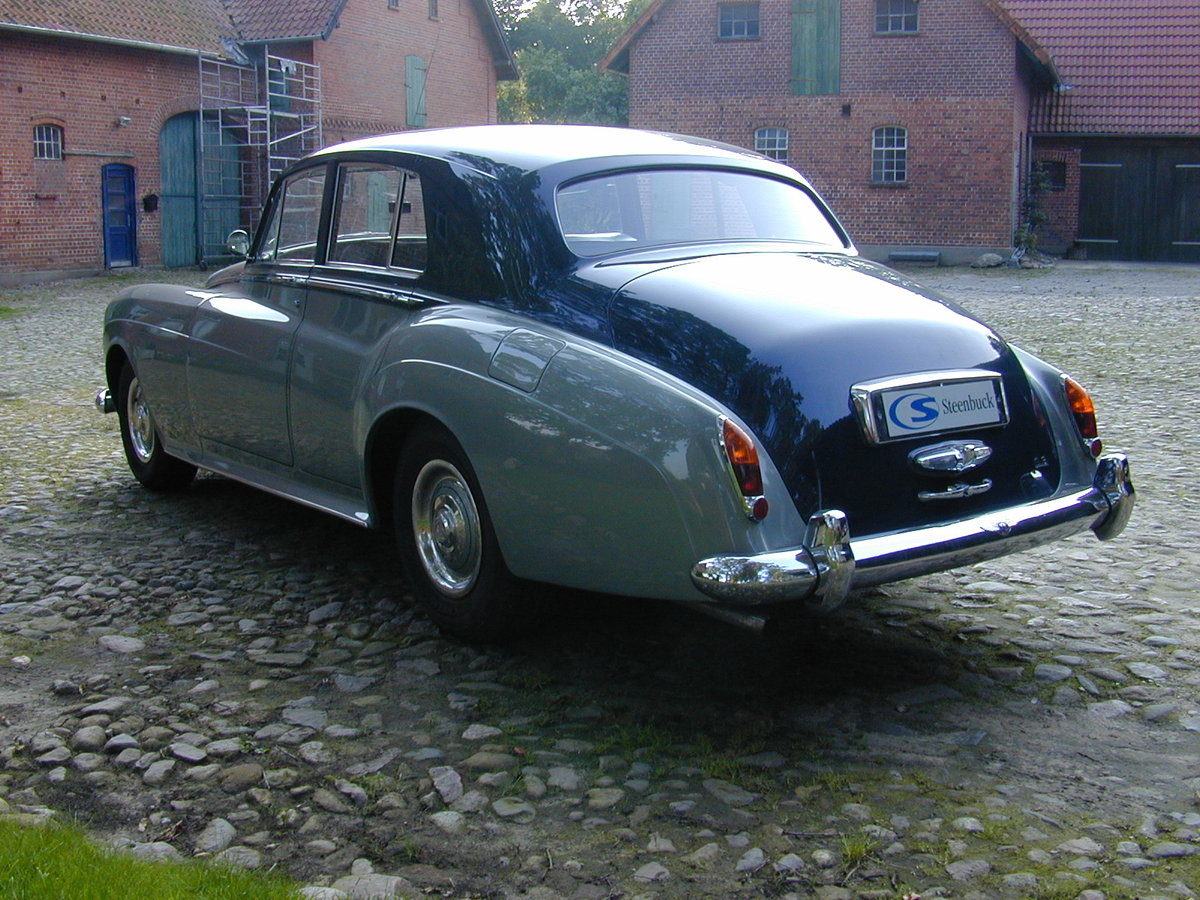 1965 Bentley S 3 - majestic, marvelous For Sale (picture 2 of 6)