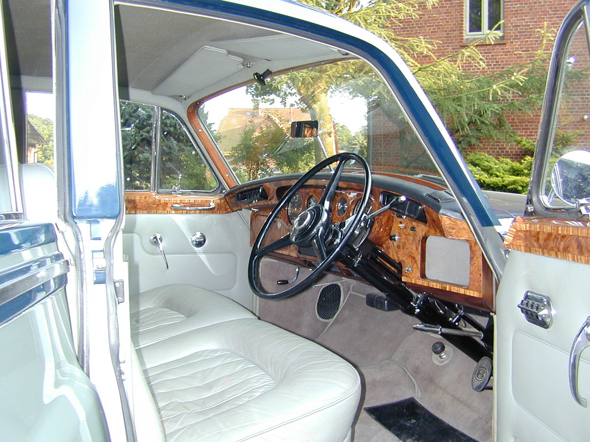 1965 Bentley S 3 - majestic, marvelous For Sale (picture 4 of 6)