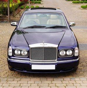 2004 Bentley Arnage R Mulliner SOLD