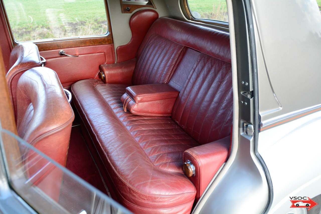 1953 Bentley R Type Saloon Highly original example For Sale (picture 5 of 6)