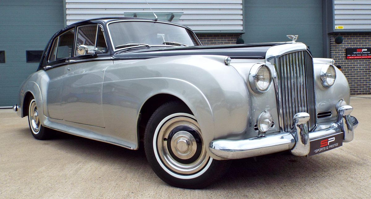 1957 Bentley SERIES I S1 For Sale (picture 1 of 6)