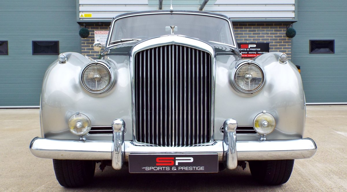 1957 Bentley SERIES I S1 For Sale (picture 2 of 6)