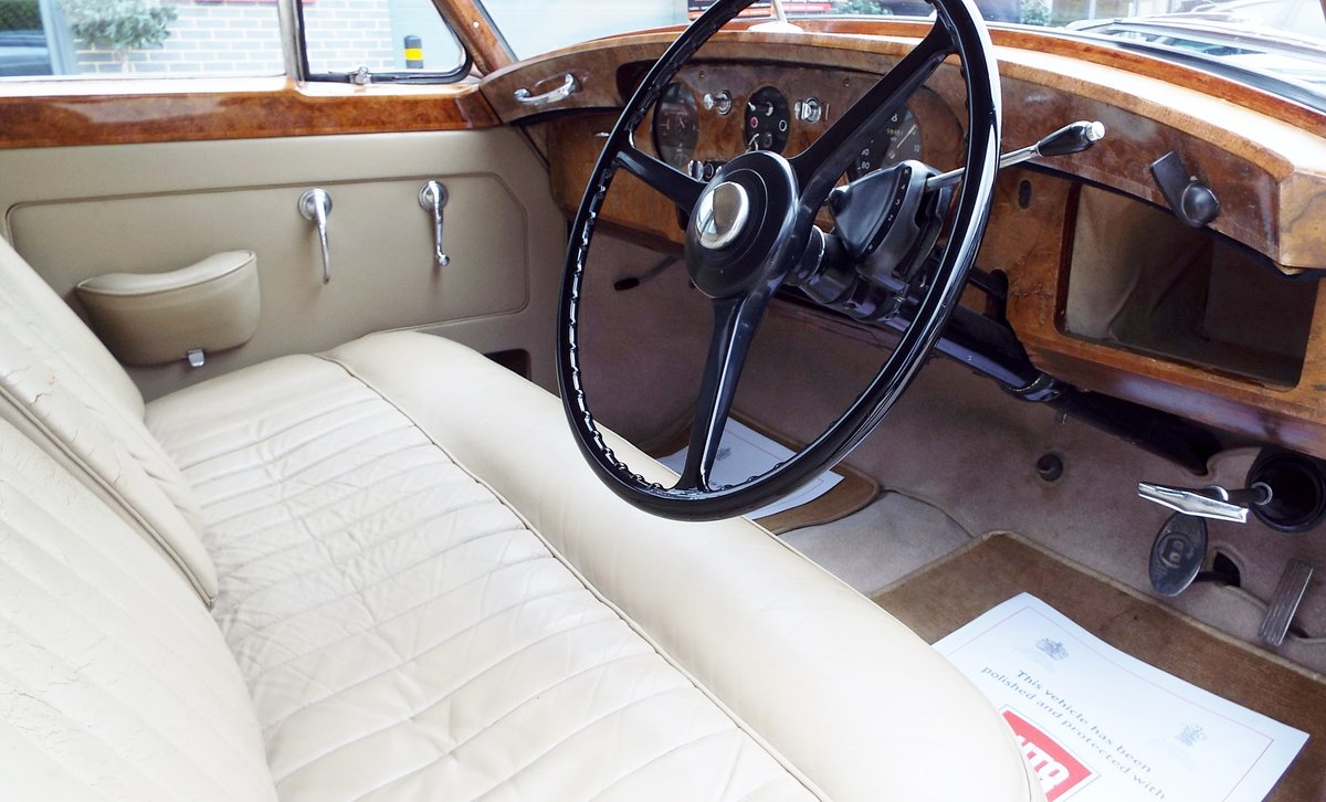 1957 Bentley SERIES I S1 For Sale (picture 3 of 6)