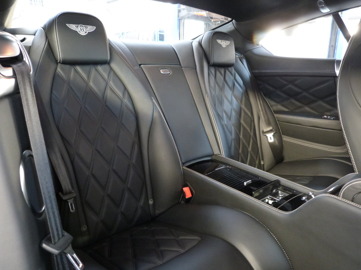 2011  Bentley Continental GT  6.0L W12 Gen2 MDS ,One Owner SOLD (picture 5 of 6)
