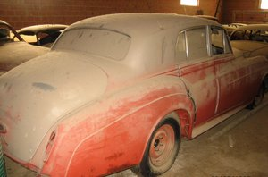 1962 Most parts available or whole car, worldwide shipping For Sale