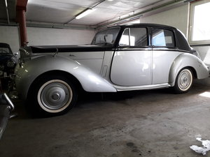 1954 BENTLEY MARK G For Sale by Auction