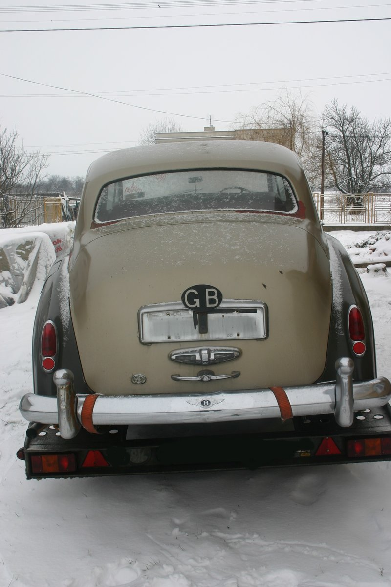 1959 RHD Bentley S2 with AC, New leather incl For Sale (picture 2 of 5)
