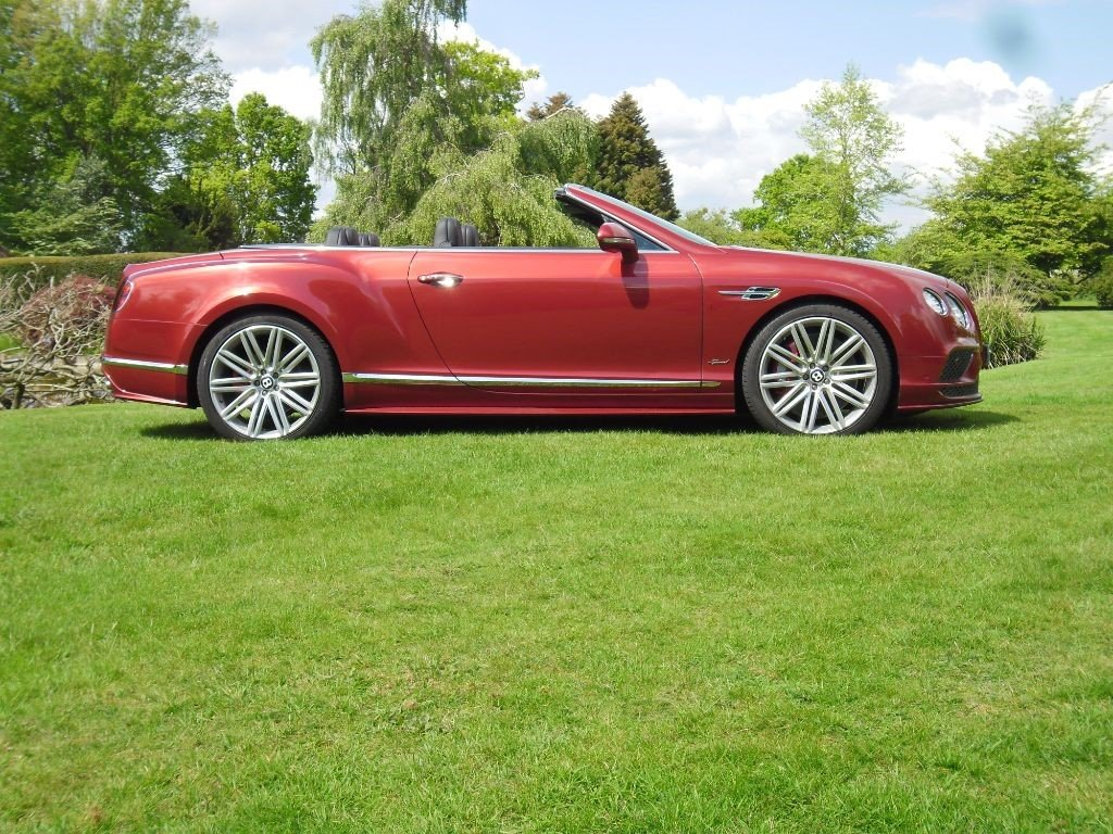 2016 BENTLEY GTC SPEED For Sale (picture 2 of 6)