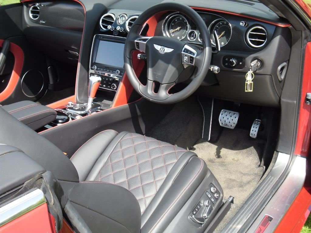 2016 BENTLEY GTC SPEED For Sale (picture 4 of 6)