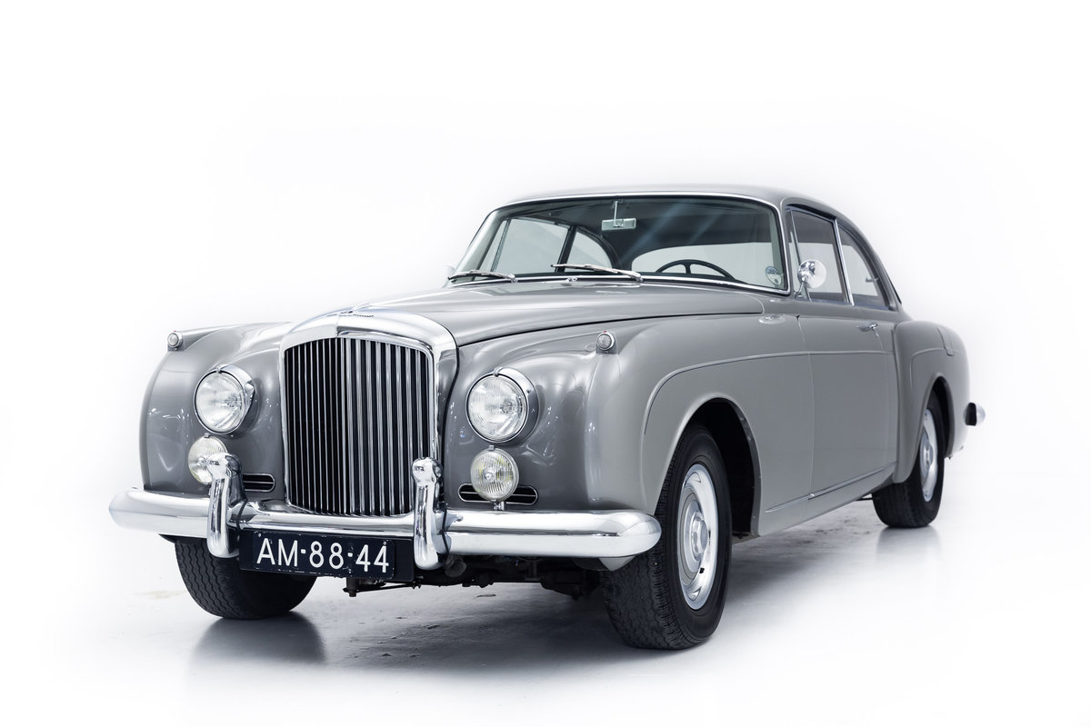 1959 Bentley S2 Continental Coupe by HJ Mulliner For Sale (picture 1 of 6)