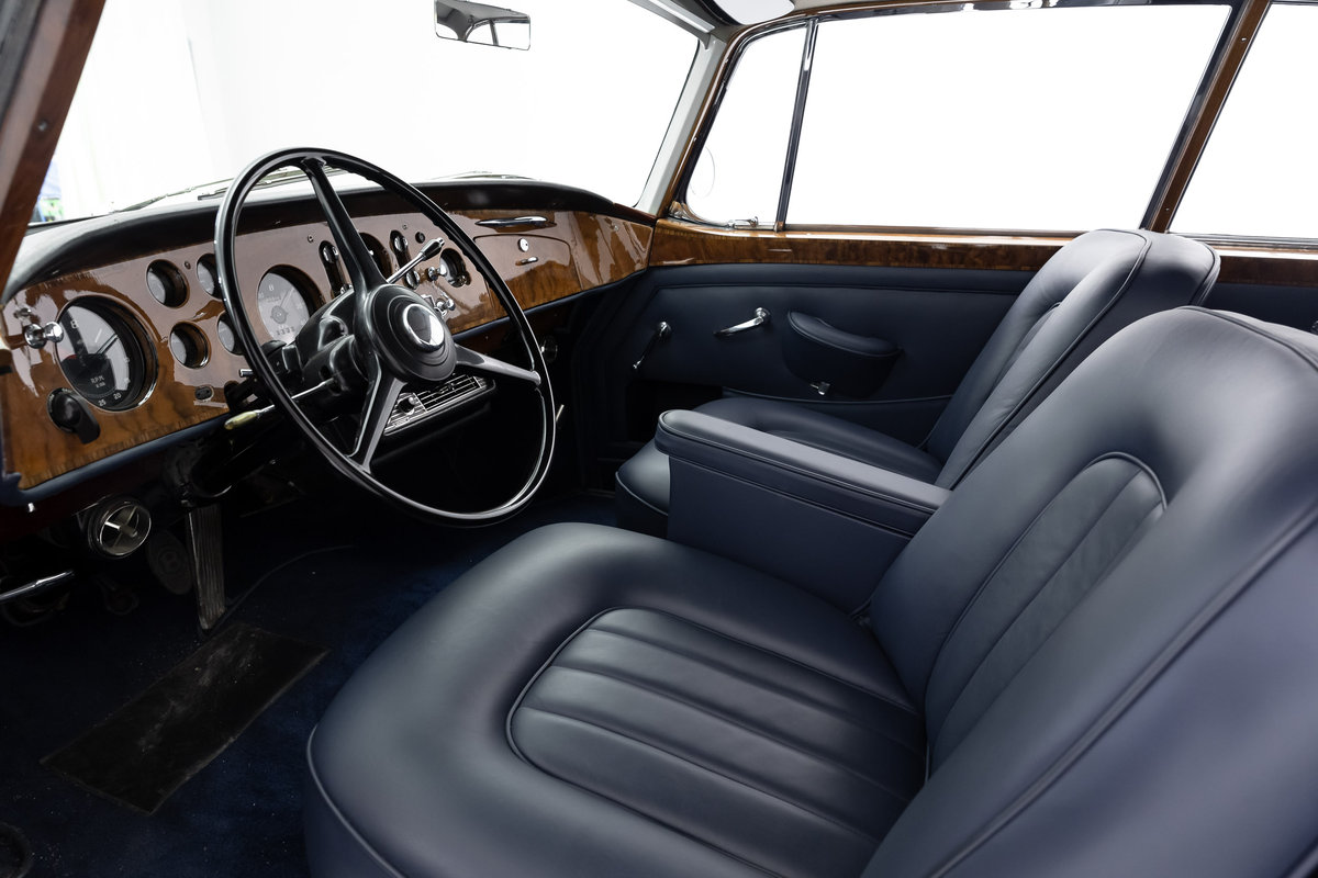 1959 Bentley S2 Continental Coupe by HJ Mulliner For Sale (picture 4 of 6)